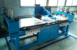 Turnover plate bending machine 2